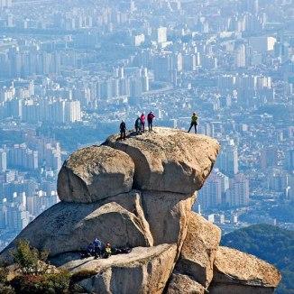 Mt. Bukhansan