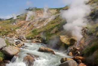 The Valley of Geysers , Kamchatka tourism destinations