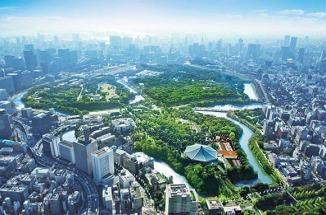 Tokyo-aerial-city