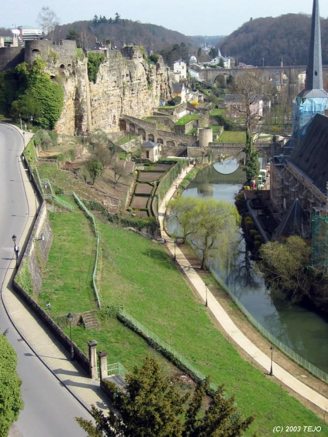 098 - Bock Casemates, Luxembourg City 9